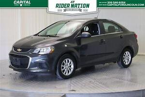 2017 Chevrolet Sonic LT **New Arrival**