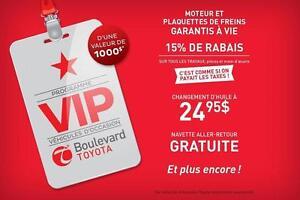 2015 Toyota Yaris *LE  AUTOMATIQUE* Québec City Québec image 2