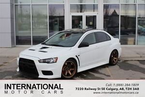 2010 Mitsubishi LANCER EVOLUTION EVO GSR! HIGHLY MODIFIED!