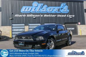 2014 Ford Mustang V6 PREMIUM BLUETOOTH! CRUISE CONTROL! POWER PA