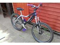 Onza t raptor trails / mountain bike