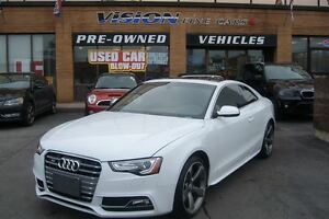 2015 Audi S5 3.0T Technik/Navigation/Back Up Camera/ Blind Spot