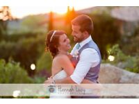Natural, candid, storytelling wedding photography