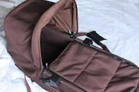 Carrycot for Indie Twin Bumbleride Stroller Nacelle