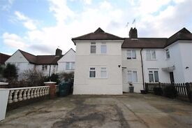 A three bed semi-detached house with garden and off street parking close to West Finchley Station