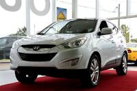 2010 Hyundai Tucson Limited 4X4 TOIT OUVRANT MAGS CUIR