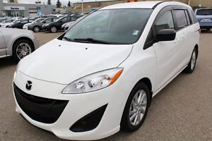 2012 Mazda MAZDA5 GS *AIR CONDITIONING* ALLOY WHEELS * CERTIFIED