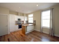 A recently refurbished, split level one bedroom period conversion on Reighton Road E5
