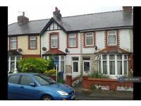 1 bedroom flat in Queen Victoria Road, Blackpool, FY1 (1 bed)
