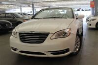 2013 Chrysler 200 TOURING 2D Convertible
