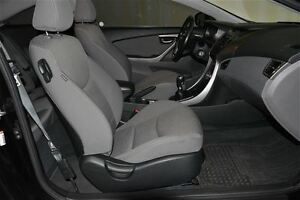 2013 Hyundai Elantra GLS COUPE WITH PWR SUNROOF, ALLOY RIMS Oakville / Halton Region Toronto (GTA) image 9