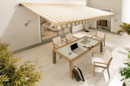 More Protection, Beautiful, Modern Retractable Awning
