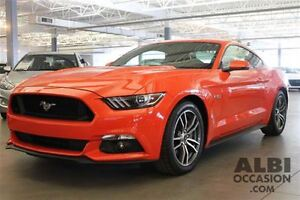 2015 Ford Mustang GT COUPE PREMIUM CUIR NAV