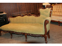 Ornate Chaise Longue for project