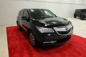 2014 Acura MDX Navigation Package, CUIR NAV, MAGS, CAMÉRA