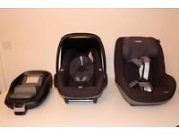 Maxi Cosi Car Seat Collection