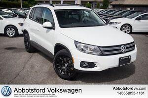 2016 Volkswagen Tiguan -