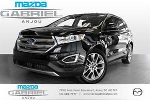 2015 Ford Edge Titanium AWD+NAV