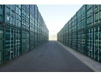 Flexible Storage Solutions - Container Self Storage, secure lock ups.