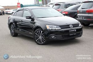 2014 Volkswagen Jetta HIGHLINE 1.8 TSI 5-SPEED MANUAL, TECH PACK