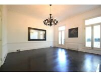 A recently refurbished three double bedroom apartment in Kensington