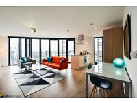 Luxurious apartment seconds from Stratford Stations in E15 with views of London LT REF: 4348703