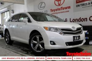 2014 Toyota Venza V6 AWD XLE LEATHER MOONROOF POWER SEAT