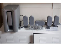 Buy a set of speakers sa-ve835ed 5.1/7.1 Pascal