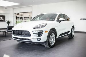 2015 Porsche Macan S Premium Package Plus