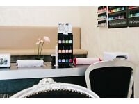 NAIL TECHNICIAN - Full Time & Part Time positions / MANICURE / PEDICURE