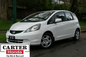 2012 Honda Fit LX + LOCAL + A/C + PWR GRP!