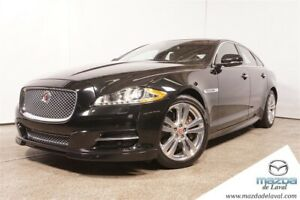 2015 Jaguar XJ AWD 3.0L cuir automatique camera
