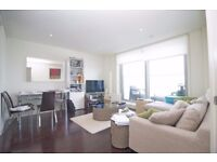 Luxury 1 Bed Apartment in Pan Peninsula Square, South Quay, Canary Wharf, E14, Gym, Concierge etc VZ