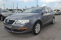 2007 Volkswagen Passat 2.0T WAGON Leather Sunroof No Accident