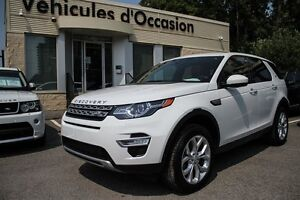 2016 Land Rover Discovery Sport HSE LUXURY CERTIFIÉ 2.9% 6ANS/16