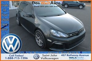 2013 Volkswagen Golf R -