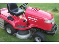 Honda HF2417 Lawn Mower Ride-On Lawnmower For Sale Armagh Area