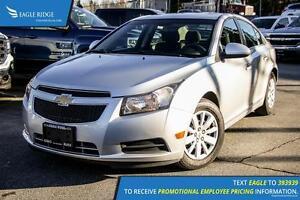 2011 Chevrolet Cruze LT Turbo Satellite Radio and Air Conditi...