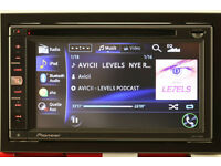 Pioneer AVIC-F950BT 6.1 inch Touchscreen Car CD/DVD/GPS Navigation System