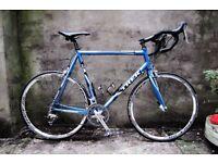 TREK SLR ALPHA SUPERLIGHT RACE, men's racer racing road bike, 25 inch XXL size, carbon forks