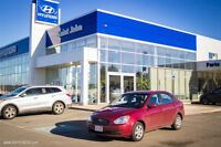 2010 Hyundai Accent GL! LOW KMS! GREAT SHAPE!