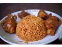 Nigerian Food Delivery Service To Your Door in Birmingham
