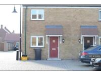 2 bedroom house in Mattocks Path, Swindon, SN1 (2 bed)