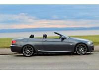 BMW E93 325i 3.0L MSport Convertible