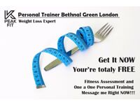 K Peak Fit Personal Training Bethnal Green London Weight Loss Expert