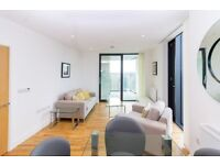 # Beautiful brand new 2 bed 2 bath available now in Lewisham - Portrait building - 17th floor !!
