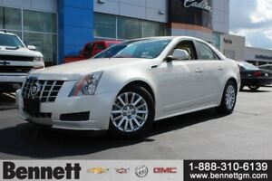 2013 Cadillac CTS Heated Leather Seats with AWD and Sunroof
