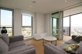 3 BED 2 BATH, 29th Floor, £3600PCM Excluding Bills, 1054SqFt, Gym, Elephant & Castle SE1 -SA