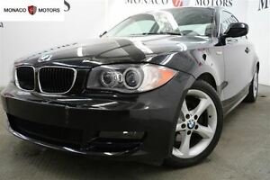 2011 BMW 1 Series 128i PREMIUM LUXURY LED LIGHTS SUNROOF