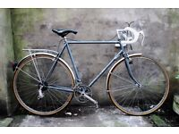 DAWES WARWICK, 24 inch, Reynolds frame 531 fork, vintage racer racing road bike, 12 speed